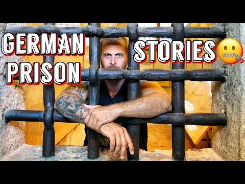 German Prison Stories Live From Lake Como, Italy