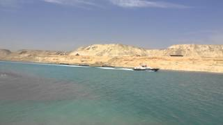 Watch the video, quoted by CNN of the new Suez Canal for the greatness of the Egyptian army