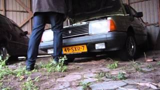 Startup Simca Talbot Solara GLS of 1981 after more then 5 months not running!