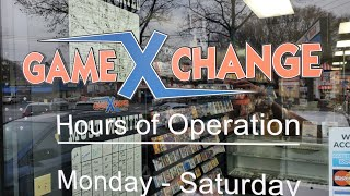 Physical Media Going Exctinct? Not In A Place Like Game Xchange ! Check Them Out !