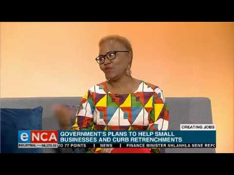 Minster Lindiwe Zulu on the Jobs Summit