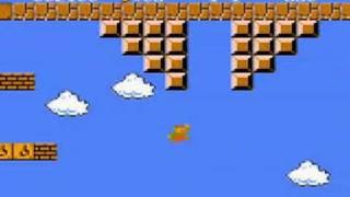 Super Mario Bros Upside Down