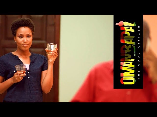 Omanbapa - Episode 10 - THE SECRET RECORDING | TV SERIES GHANA