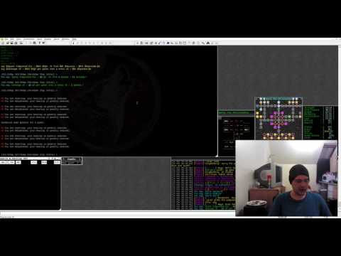 Aardwolf MUSHclient aliases triggers and variables - YouTube