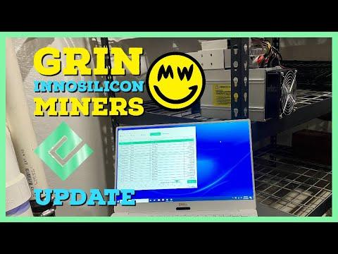 Upcoming GRIN ASIC Mining Profitability Explained | Energi NRG Earndrop & Staking Update