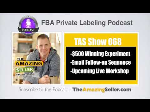 (Case Study) The $500 Product Test That Validated A WINNER! -TAS Show Ep. 68