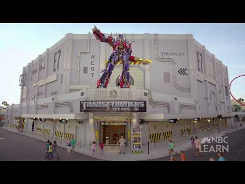 TRANSFORMERS The Ride 3D - Science of Universal Orlando Resort™