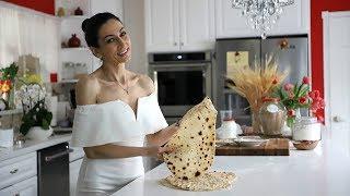 аРМЯНСКИЙ ЛАВАШ! Рецепт в домашних условиях. Armenian bread Lavash