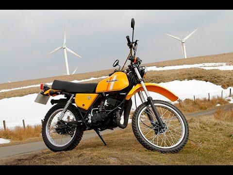 1983 Kawasaki KE 175 Restoration