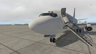 X-Plane Adventures Streams: FULL FLT (F) KSNA (T) KSLC