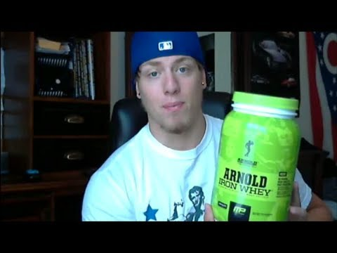 Thumbnail: Honest review of Arnold's new MP Protein
