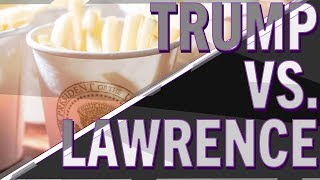 Who Ate More Fries: Donald Trump or Trevor Lawrence? | PROPS