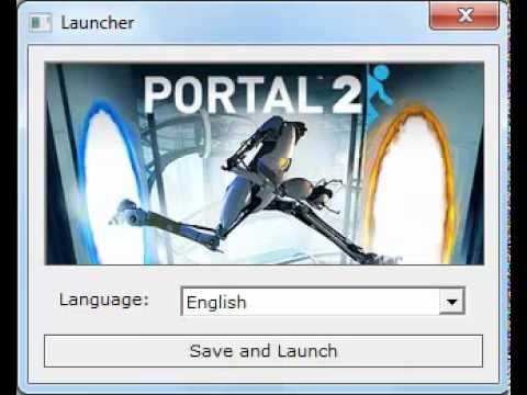 Portal 2 лаунчер скачать - фото 2