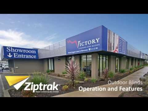 Ziptrak® Operation and Features- Victory Blinds