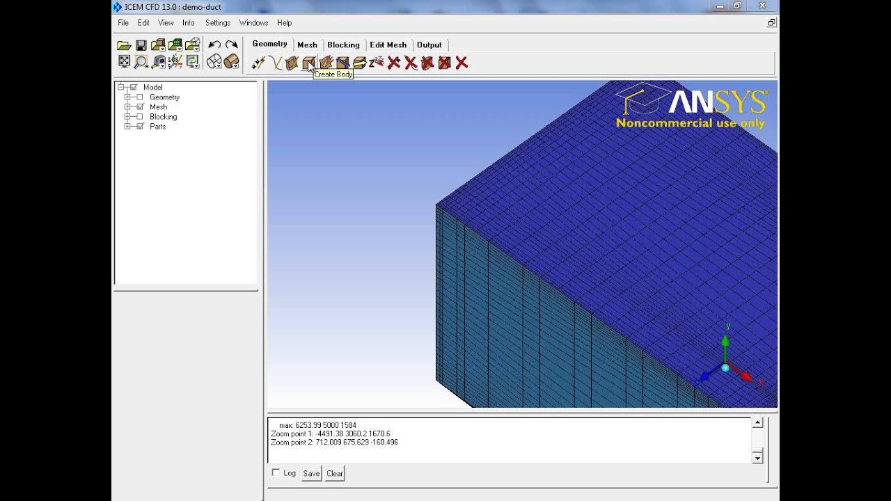 Cfd Meshing With Ansys Icem Cfd Detail   LearnCAx