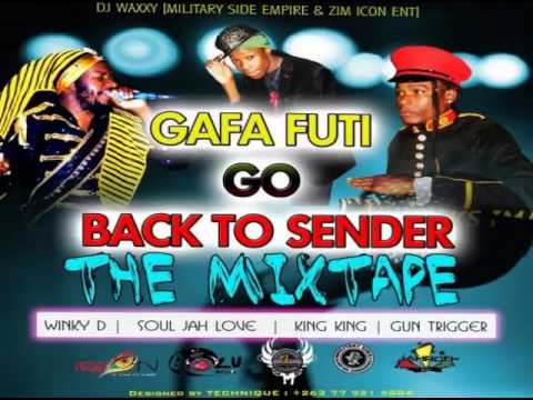 GAFA VS GO BACK TO SENDER MIXTAPE FT WINKY D,SOULJAH LOVE,TECHNIQUE & MORE