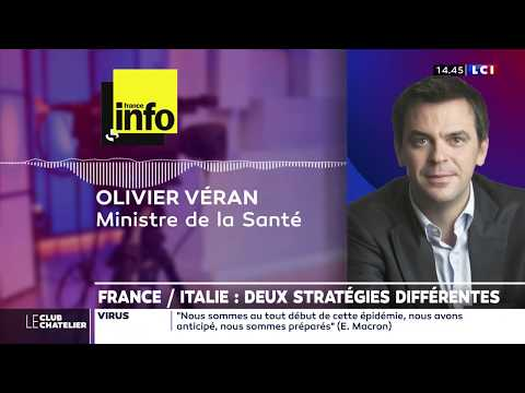 France/Italie: Deux stratégies différentes face au Coronavirus