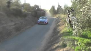 Vid�o Shakedown Rallye d'Espagne 2014 par Fabien Laborie (756 vues)