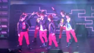 120325 U-KISS - Everyday (Japan Live Tour @ Zepp Tokyo)