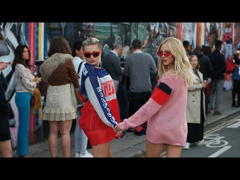 Street Style Highlights | London Fashion WeekS/S 2018