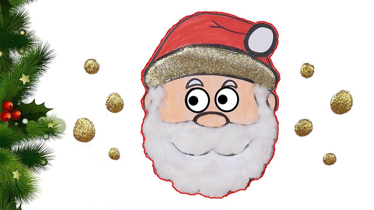 Noel Baba Ciz Ve Boya Renkleri Ogreniyorum Turkce Ve