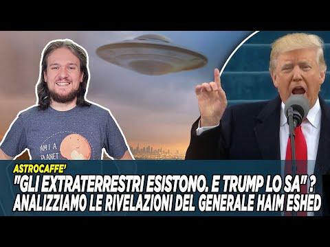 """""""Gli extraterrestri esistono. E Trump lo sa""""? Analizziamo le """"rivelazioni"""" del generale Haim Eshed"""