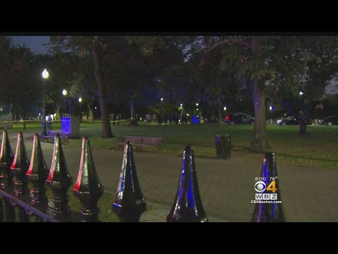 2 Suspects In Custody After Boston Common Shooting