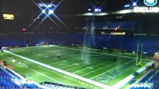 Metrodome Collapses In Minnesota in HD picture