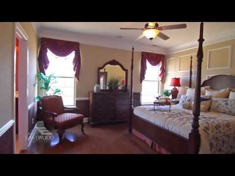 New Homes in Greenville, SC - The Jamestown by Eastwood Homes