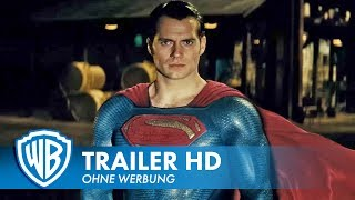 BATMAN V SUPERMAN: DAWN OF JUSTICE - Trailer F7 Deutsch HD German