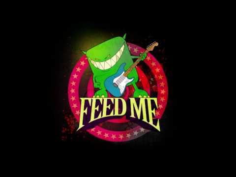 Gorillaz - Melancholy Hill (Feed Me Remix)
