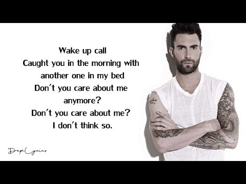 Maroon 5 - Wake Up Call (Lyrics) 🎵