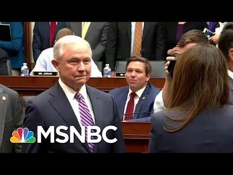 Watts: I Don't Get Why Russia Comes Back To Haunt Attorney General Sessions | Morning Joe | MSNBC