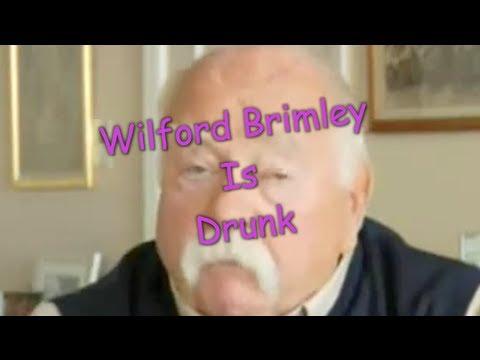 Wilford Brimley Is Drunk