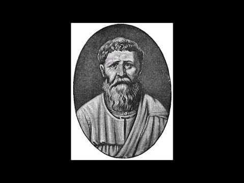 Augustinus von Hippo - Vater der abendländischen Theologie Teil 1