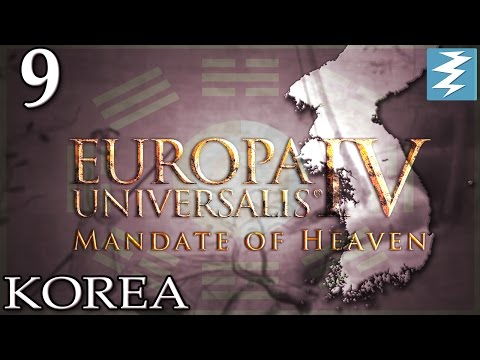BALI VACATION [9] - Korea - Mandate of Heaven EU4 Paradox