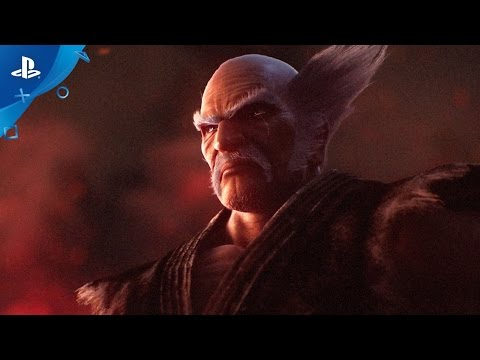 TEKKEN 7 - Rage and Sorrow Trailer | PS4