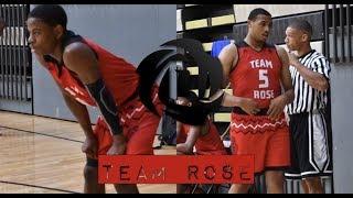 Adidas Team Rose at 3 Stripe Alliance in St. Louis AAU Basketball