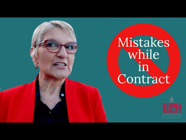 Captioned Mistakes in Contract
