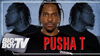 Pusha T on Beef w/ Drake, Daytona, Kanye West & A Lot More!