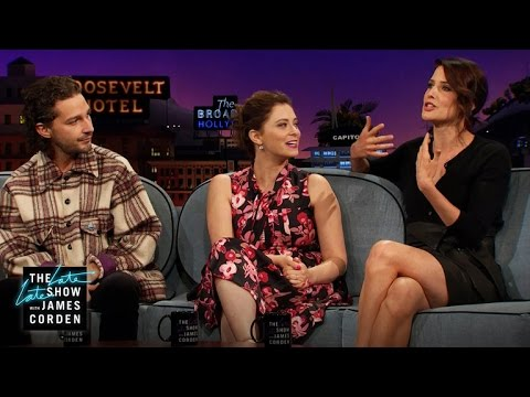 Cobie Smulders, Rachel Bloom & Shia LaBeouf Are Children of the '90s