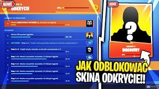 HOW TO UNLOCK SKINA DISCOVERY * DISCOVERY *!! Guide!! | FORTNITE