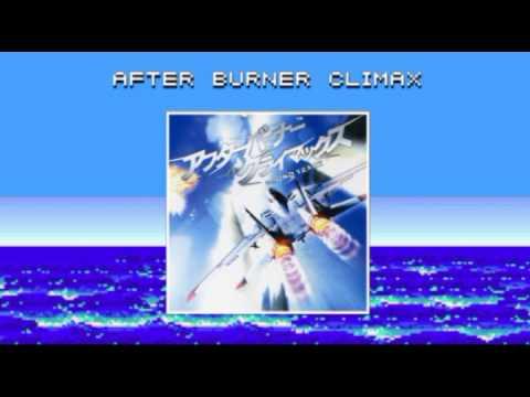 After Burner - Music Mash-Up / Medley (Animated)