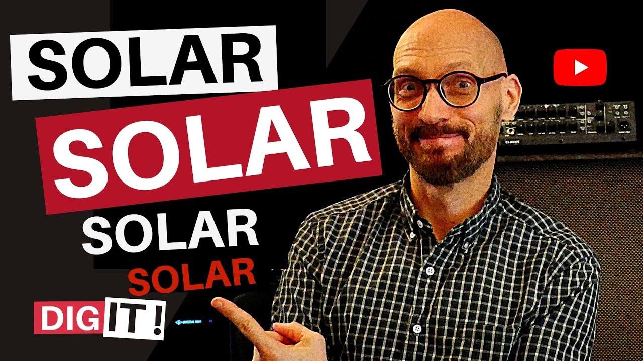 Solar-Guitar Lesson