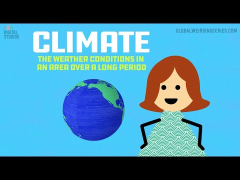 Climate vs Weather | Global Weirding
