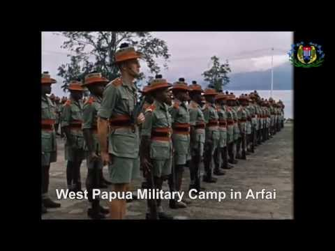 National Army of West Papua since 1960s