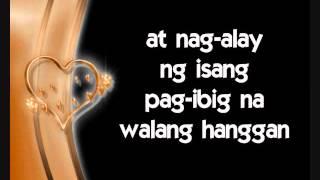 NGAYONG NANDITO KA - (Lyrics)