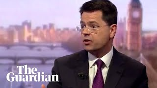 James Brokenshire says Commons will have chance to block no-deal Brexit