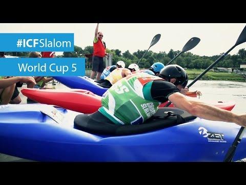 REPLAY Slalom Cross - Tacen 2016