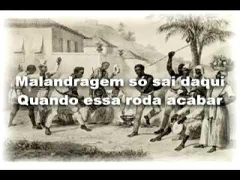 musica capoeira malandragem